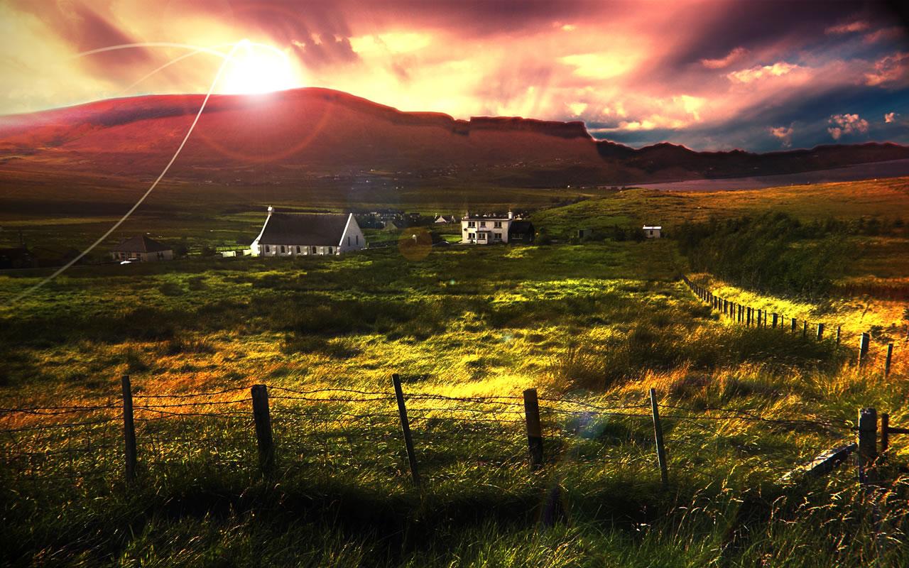 Scotland by thor simon simone - Scotland wallpaper ...