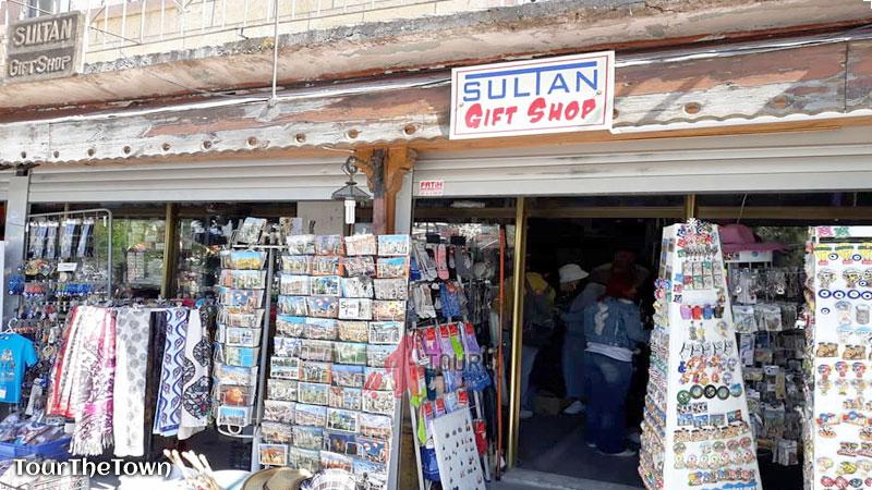 Sultan Gift Shop Cappadocia Turki