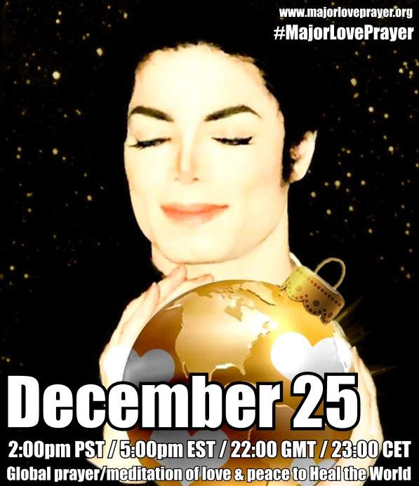 Global Prayer Meditation Michael Jackson