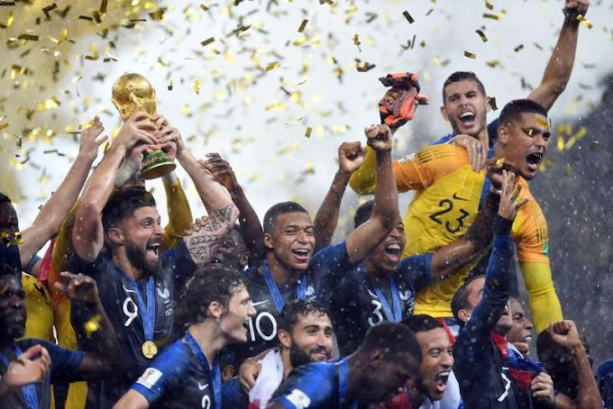 19-year-old phenom Mbappe to donate World Cup earnings to charity