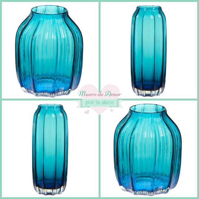 Jarrones Azules para Decorar tu Casa-Actúa Decor- By Ana Oval-1