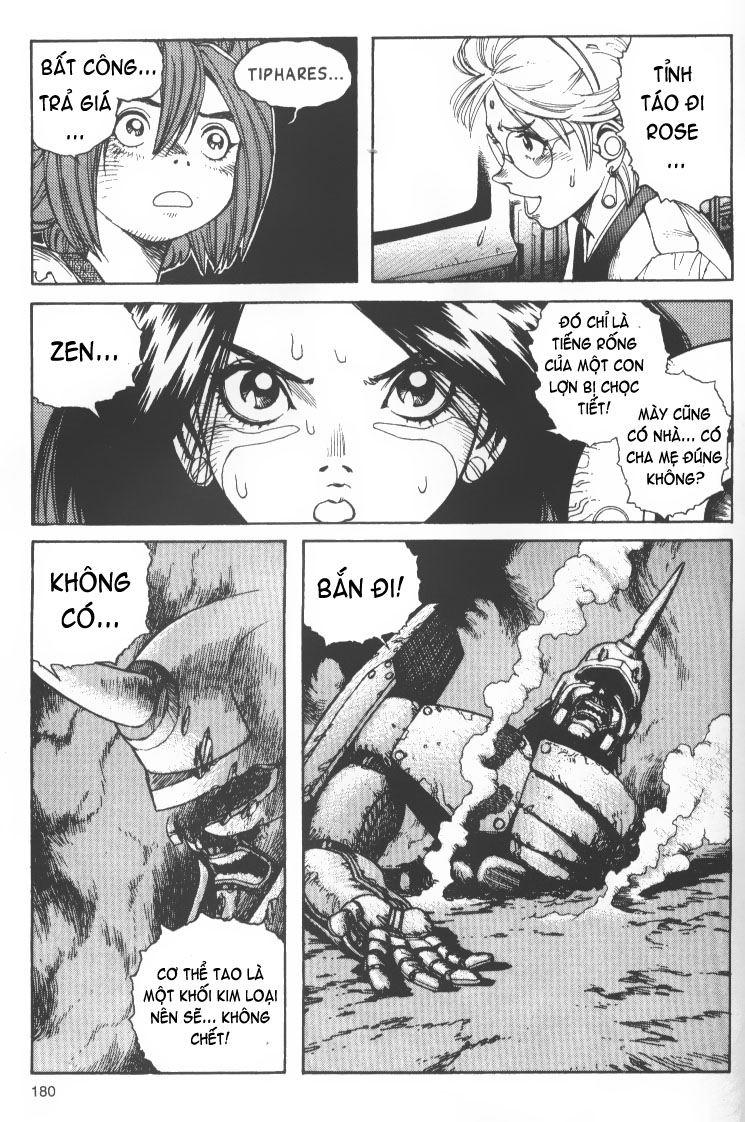 Battle Angel Alita chapter 39 trang 63