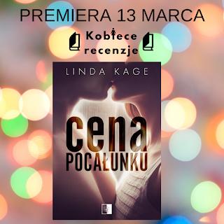 Zapowiedź patronacka - Cena pocałunku - Linda Kage
