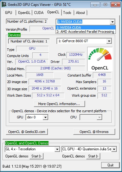 Amd opencl for windows