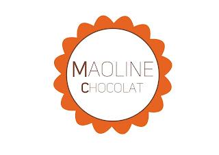 logo Maoline chocolaterie brabant wallon