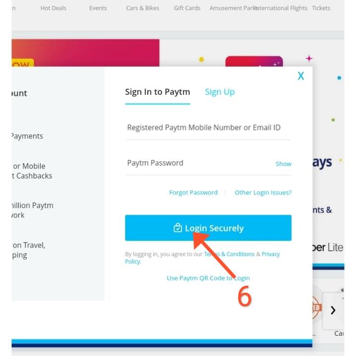 Paytm account, paytm wallet, paytm register, paytm offer, paytm promo code