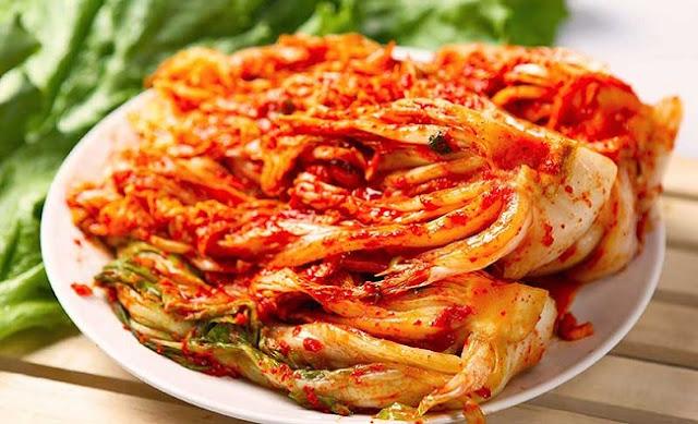 món ngon độc đáo của ẩm thực xứ Hàn 2