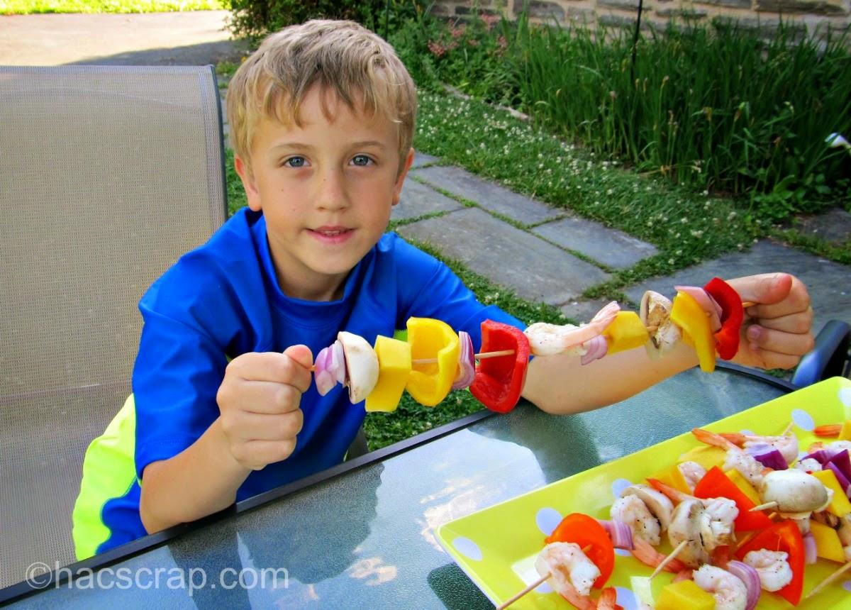 My Scraps   Kids Help Cook