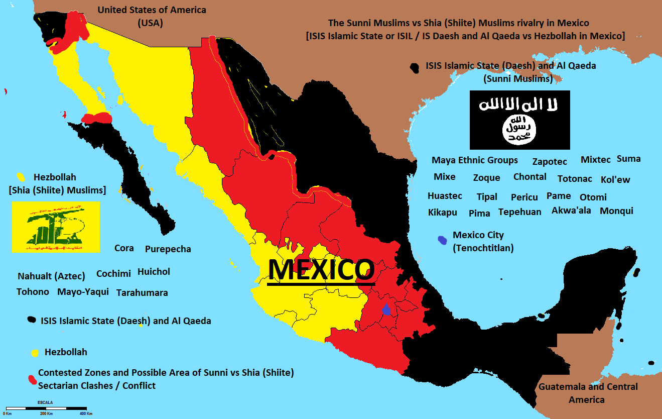 About Gangs and Fraternities: Sinaloa Drug Cartel is now in the