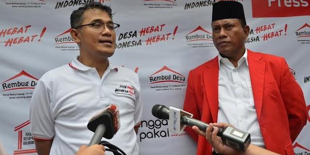 Pindah Dapil Nyaleg Lagi, Borok Budiman Sudjatmiko Diungkap Politisi Demokrat