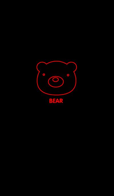 Red Bear (Light)