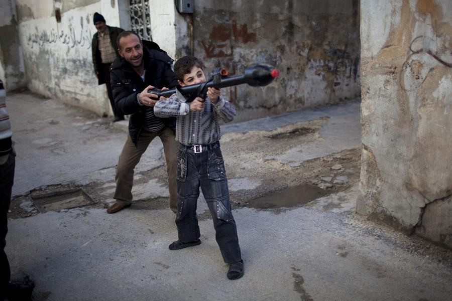 The Reel Foto The 2013 Pulitzer Prize Winners for Photography