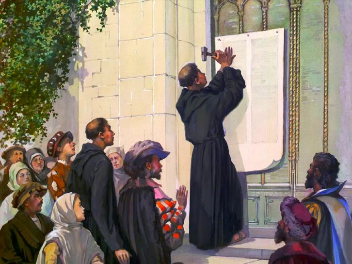 luther 96 thesis Find out more about the history of martin luther and the 95 theses, including  videos, interesting articles, pictures, historical features and more get all the facts .