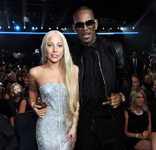 Lady Gaga and R Kelly