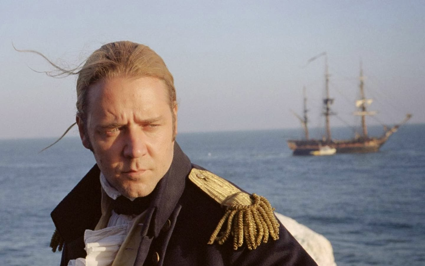 "10. ""Master and Commander: The Far Side of the World""(2003)"