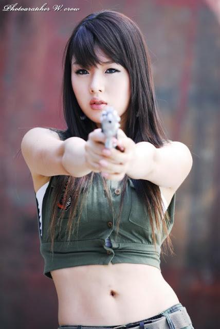 Gunslinger Hwang Mi Hee Fc