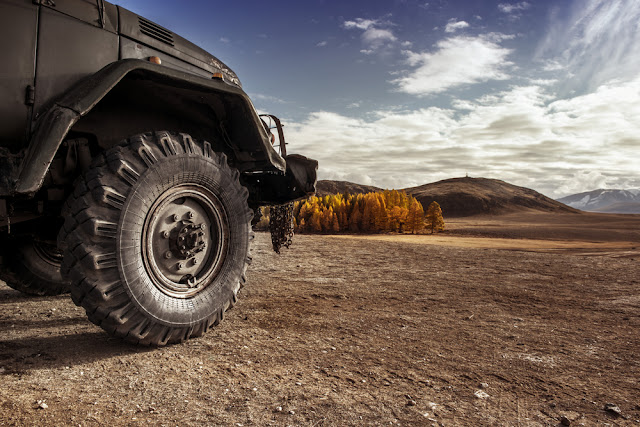You can rent a Super Jeep or go on an excursion to visit Askja caldera and volcano