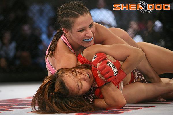Ginele Marquez vs Megumi Yabushita