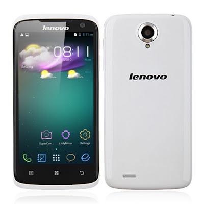 Spesifikasi dan Harga Lenovo S820