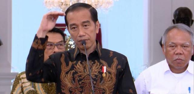 Wah, Gara-gara Ini Kalau Pemilu Jujur Suara Jokowi Bakal Amblas di Papua