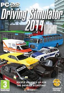 Driving Simulator 2011 - PC (Download Completo em Torrent)