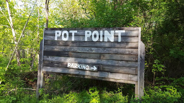 Pot Point Trail - Chattanooga - Hiking Review by march to December