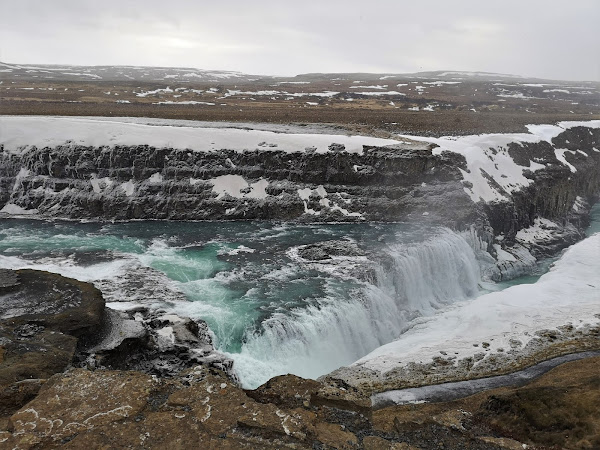 Iceland: A trip around the Golden Circle