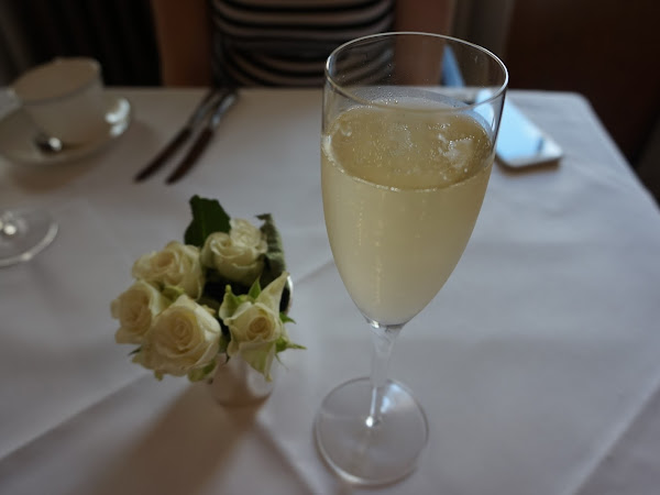 Afternoon Tea at Bettys – York