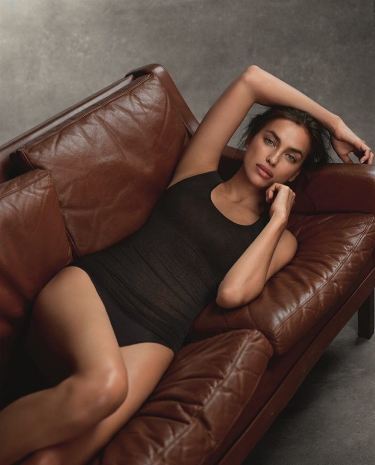 Irina Shayk for Intimissimi 'Ultralight with Cashmere'