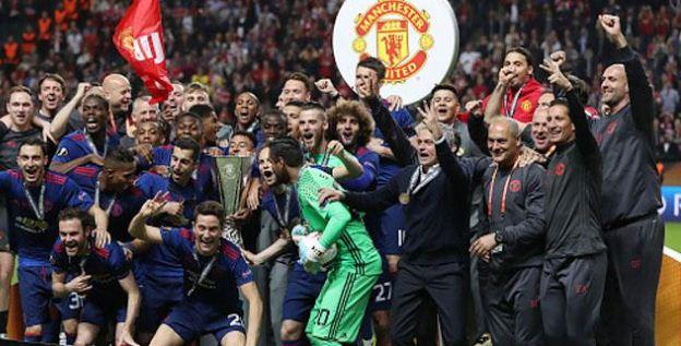 Manchester United Juara Liga Europa 2016-2017