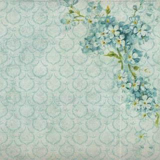 flower damask digital paper scrapbooking background image