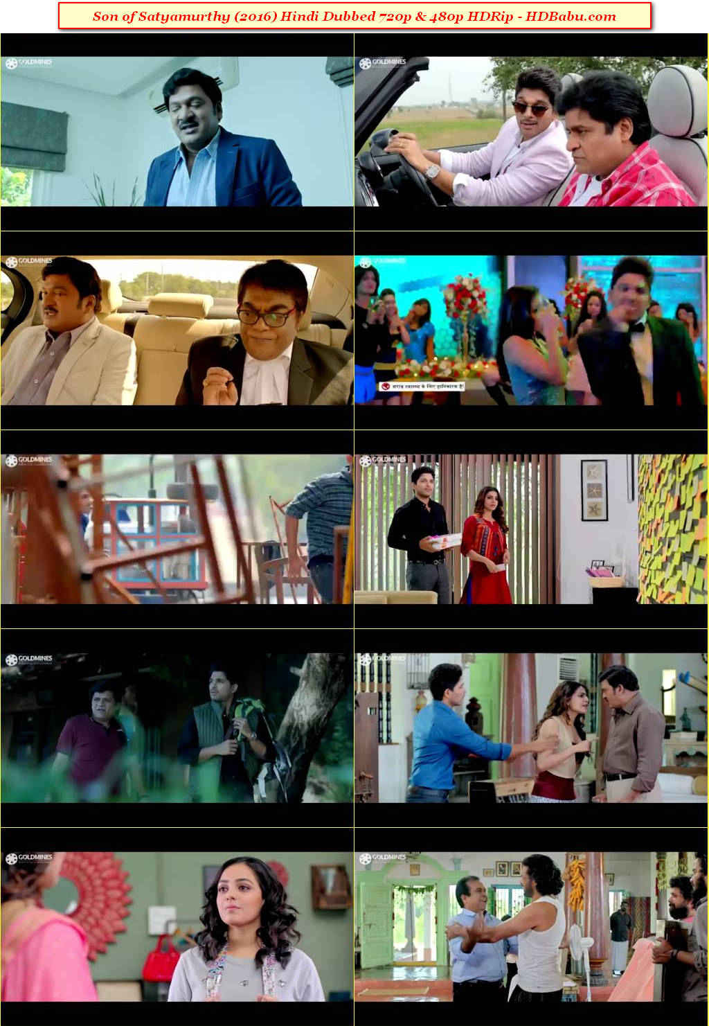 Son of Satyamurthy Hindi Dubbed Full Movie Download 720p, Son of Satyamurthy Full Movie in Hindi Dubbed 480p 300mb download,Son of Satyamurthy hindi dubbed full movie youtube download,Son of Satyamurthy 720p & 480p hindi dubbed full movie download hd free.