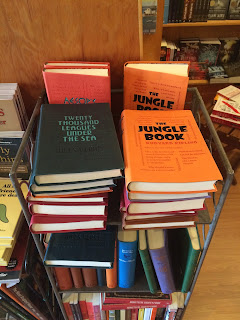 World Cloud Classics - Mermaid Tales Bookshop, Tofino