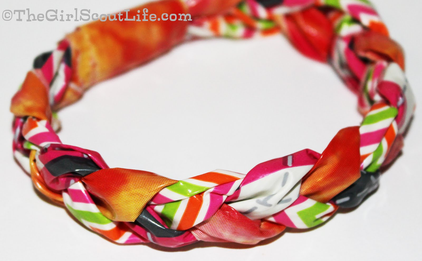 The Girl Scout Life 24 Fun Duct Tape Crafts For Camp