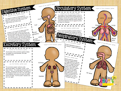 Student created slide show on Google Slides that the students created to showcase all they know about the body systems.