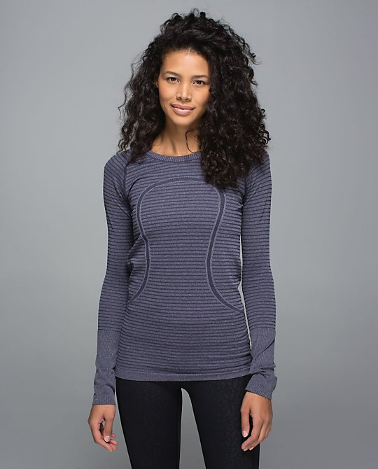 lululemon nightfall ls swiftly