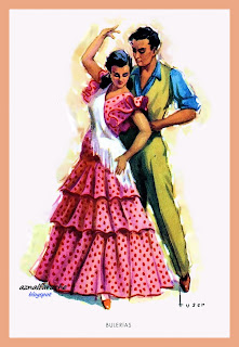 Bailes andaluces - Tuser - Bulerías