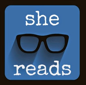 She Reads badge