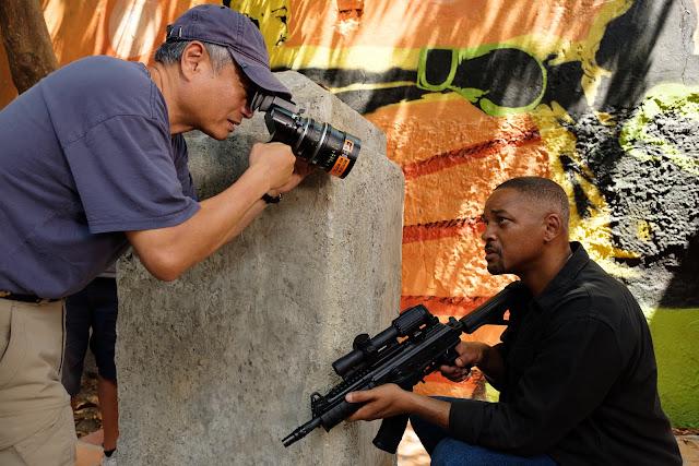 "Projeto Gemini | Ang Lee e equipe falam sobre ""experiência cinematográfica imersiva"""