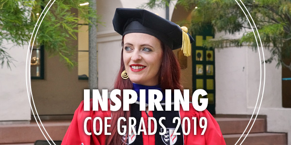 Class of 2019 grad Cassandra Drake