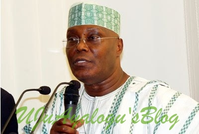 BREAKING: Army, Police, Customs Search Atiku On Arrival From Dubai