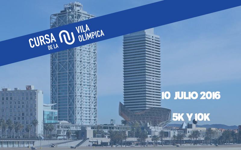 Cursa Vila Olímpica abre inscripciones