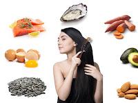 47 Makanan Untuk Kesehatan Rambut