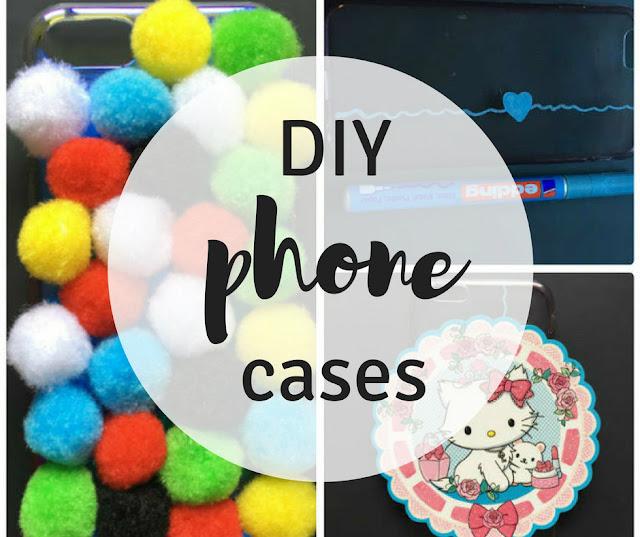 3 DIY θήκες κινητού σε λιγότερο από 5 λεπτά