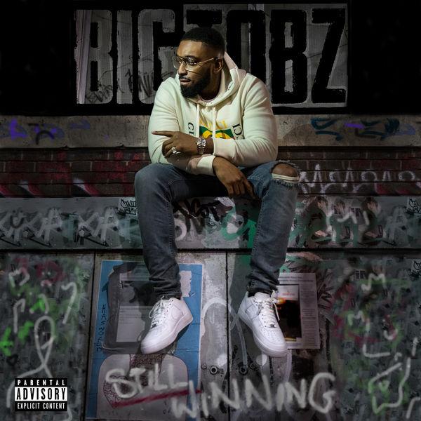 Big Tobz - Still Winning Cover