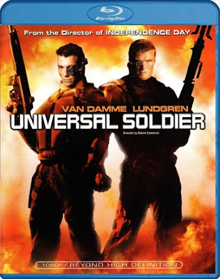 Universal Soldier 1992 BRRip 300Mb Dual Audio 480p