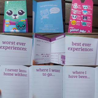 Smiggle Adventure Journal Internal Pages
