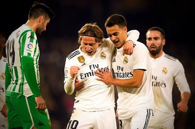 أول خطوة من يوفنتوس للتعاقد مع نجم ريال مدريد