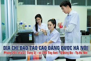 Cao đẳng dược Hà Nội