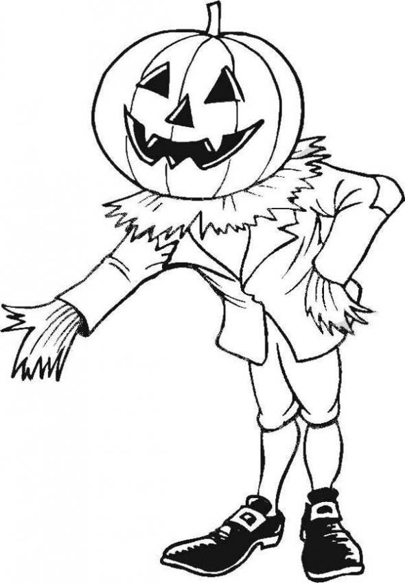 Bau Da Web Desenhos De Halloween Para Colorir